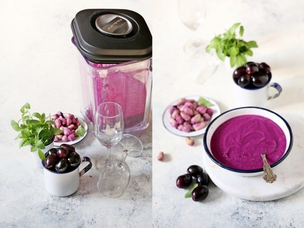 jamun-mousse-2 Cold Cucumber Garlic Soup... 10 things you can make in your Kitchen Aid Blender