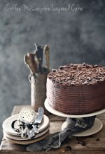 Coffee-Mascarpone-Layered-Cake-with-Dark-Chocolate-Ganache-10000 Coffee Mascarpone Layered Cake with Dark Chocolate Ganache