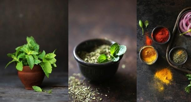Mint Lamb Mince Capsicum / Keema Capsicum ... winter favourite comfort food