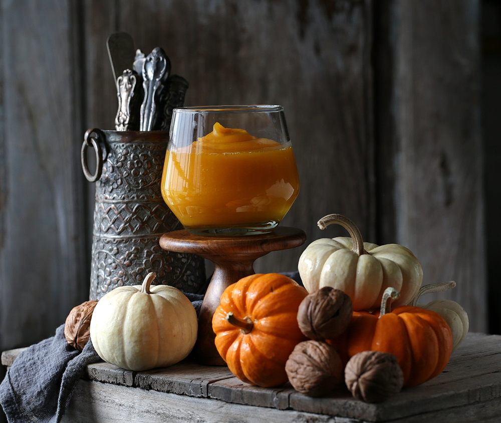 Walnut Chocolate Pumpkin Tart - healthy, so delicious ...