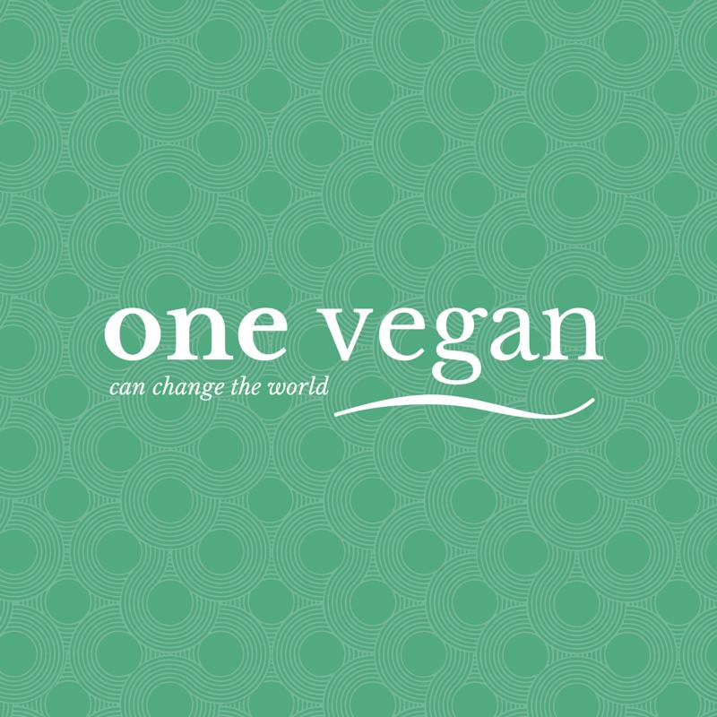 one vegan