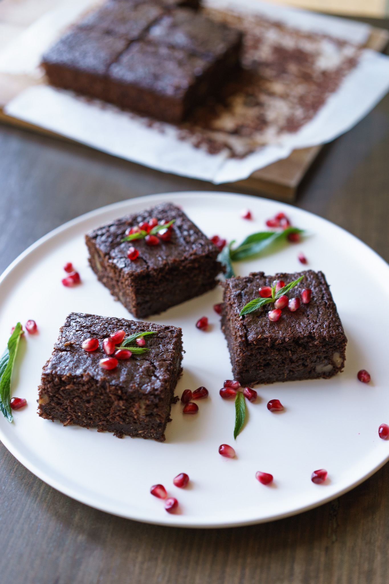 Love Life & Gluten-free: Activated Buckwheat Brownie Mix