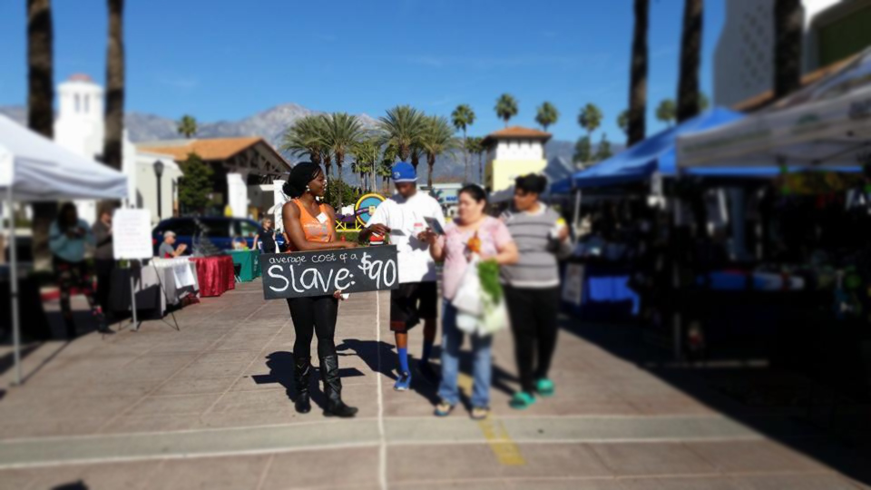 human trafficking awareness walk, terra vista