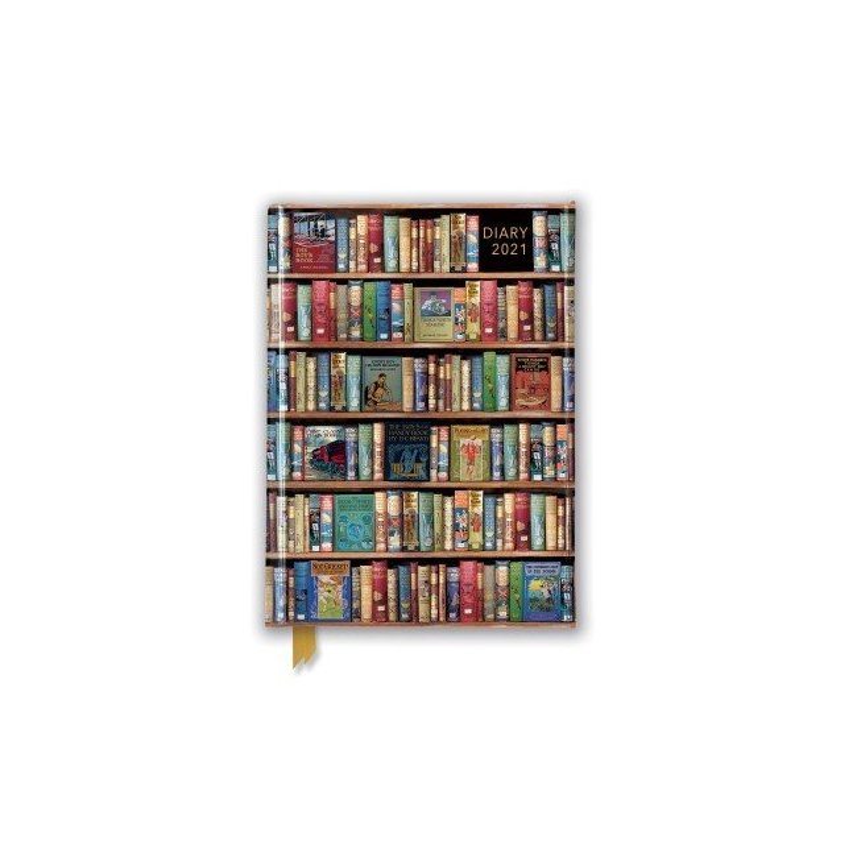 agenda de poche magnetique bibliotheque 2021