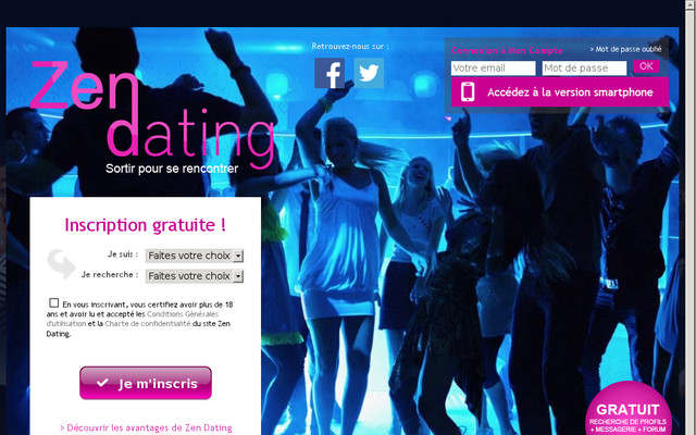 Zen-Dating - Test, Avis et Critique