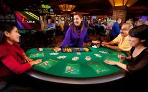 rencontre au casino