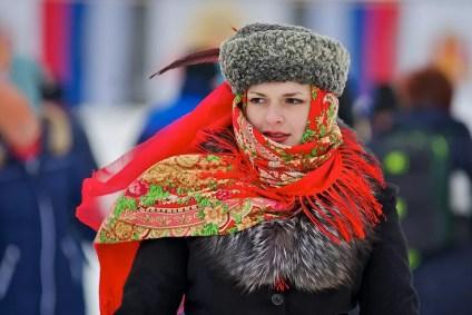 femme russe à rencontrer