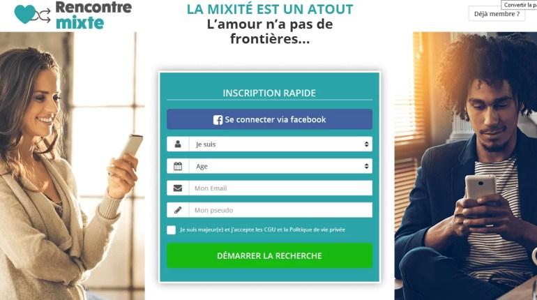 RencontreMixte.com - Avis