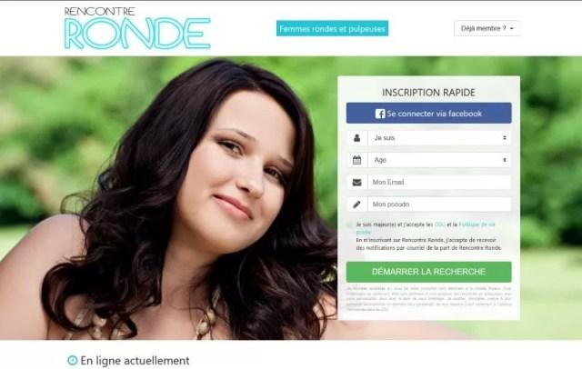 Rencontre-Ronde.fr - Test, Avis et Critique
