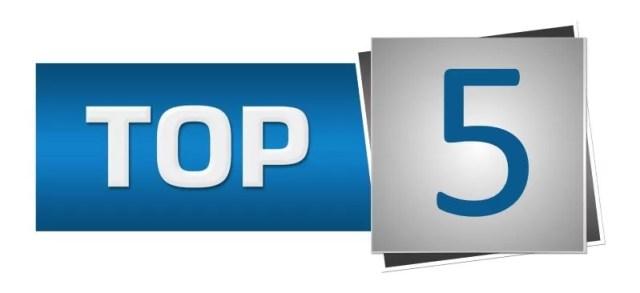 top 5 - rencontre moche