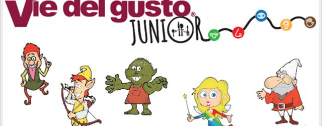 Le Vie del Gusto Junior