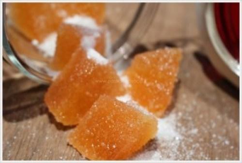 caramelle gelèe