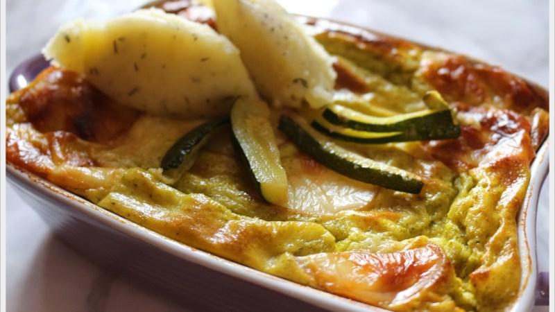 Sformato di zucchine: la ricetta di Quomi