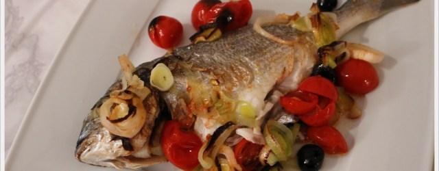 ricetta-pagello-al-forno-con-porri