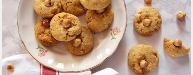 ricetta biscotti alle nocciole social