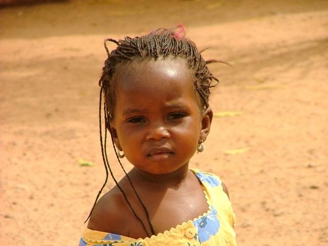adozioni bambina africana
