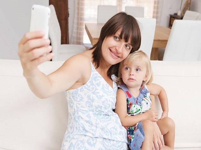 bambini e social netowrk