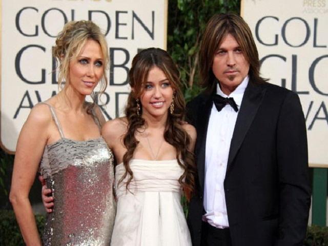 famiglia Cyrus