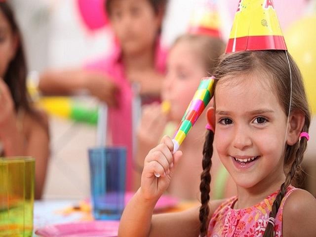festa bambina