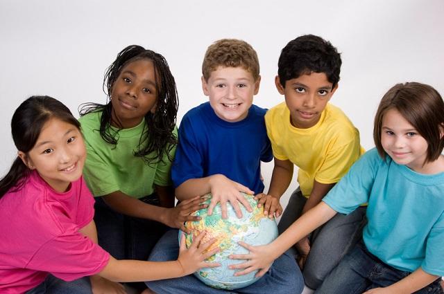 insegnare lingua inglese all'asilo