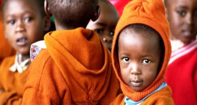 foto_bimbi africani