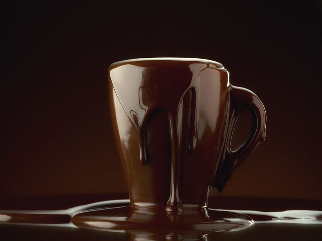 tazzina cioccolato