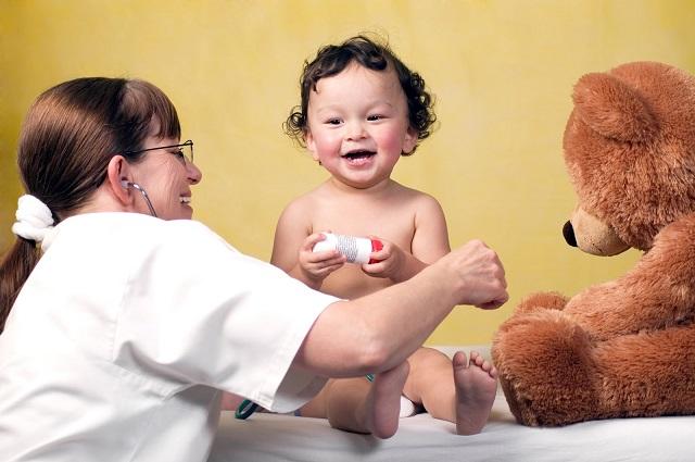 bronchite ai bambini a causa del fumo