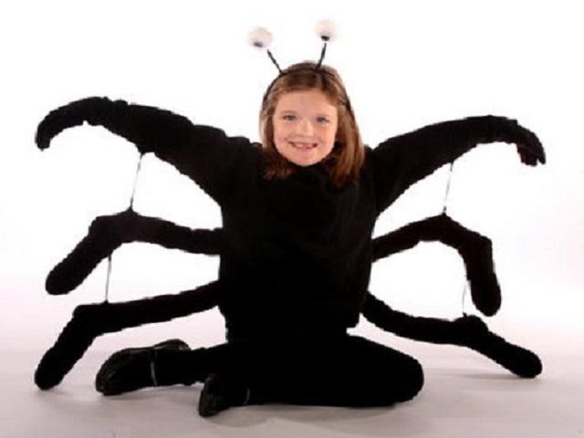 Costume ragno fai da te