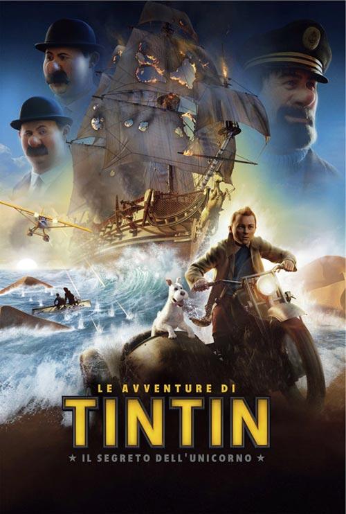 Le-avventure-di-tintin-il-segreto-dellunicorno-locandina-film