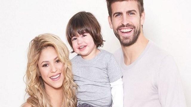 foto_Shakira, Gerard Piquè e Milan