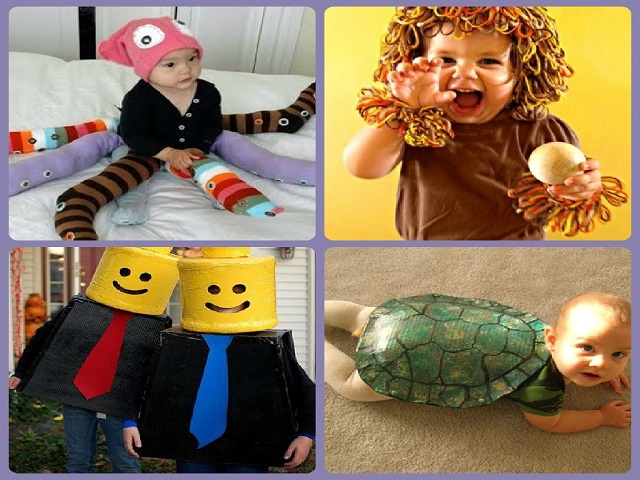 Costumi fatti in casa