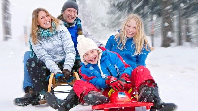 foto_vacanza sulla neve