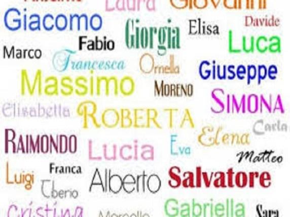 nomi romani