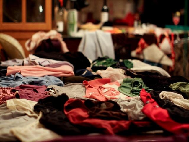 scambio vestiti bimbi