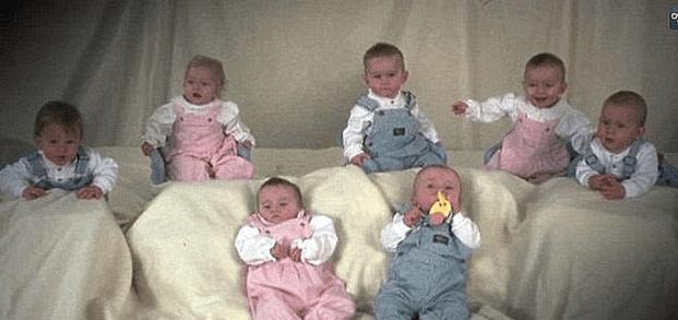 7 gemelli storia 1997