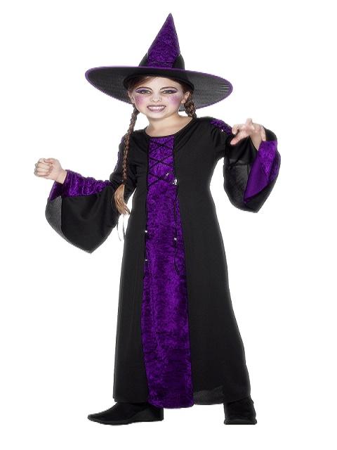 trucco da strega halloween