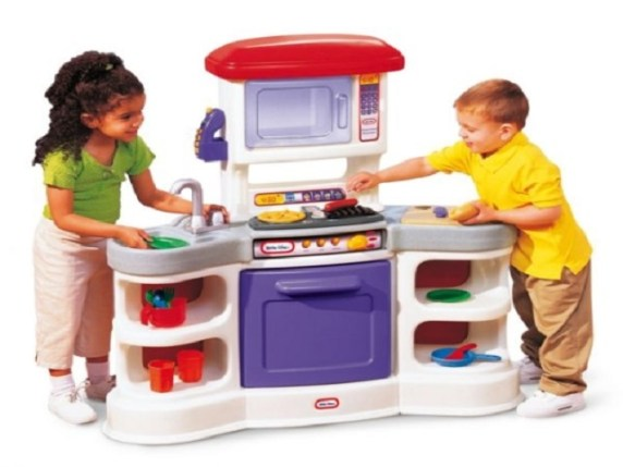 Cucina giocattolo per bambine - Passione Mamma