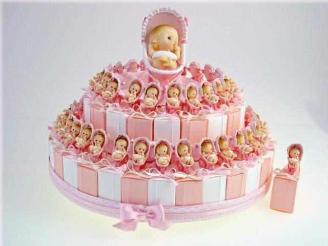 spesso Bomboniere nascita: idee e sacchetti per festeggiare l'arrivo del bebé TQ73