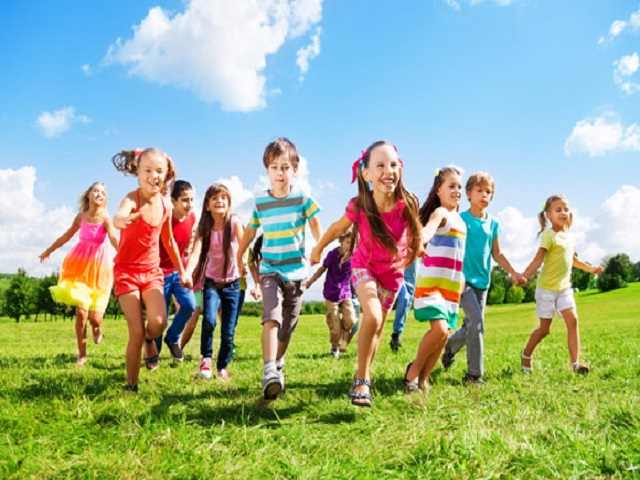Famoso Giochi per bambini all'aperto: come divertirsi senza problemi  VL08