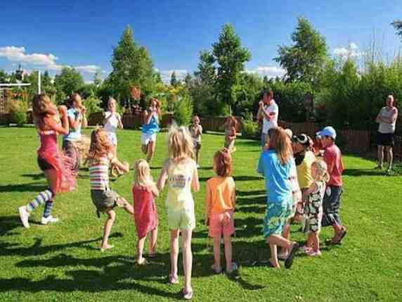 giochi per bambini all aperto