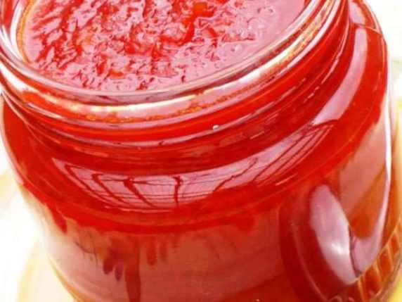marmellata in gravidanza