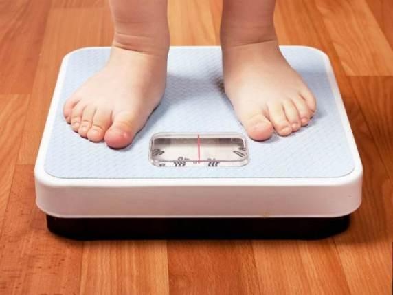 Studio americano sull'obesità infantile