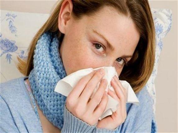 foto raffreddore in gravidanza