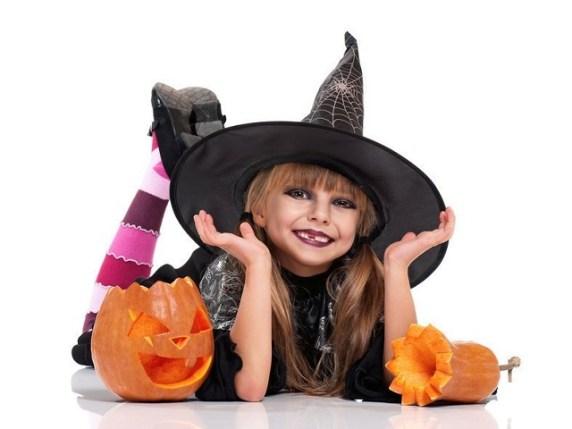Trucco strega bambina per Halloween  idee a50a1031ab37