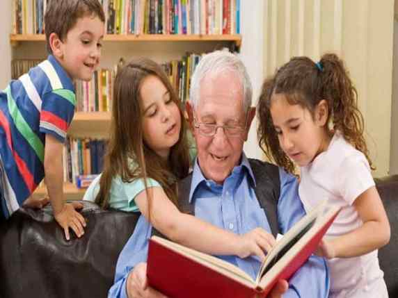 frasi per il nonno