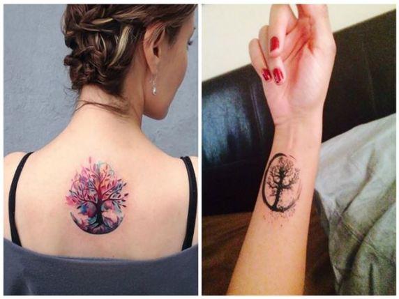 tatuaggio dedicato alla famiglia