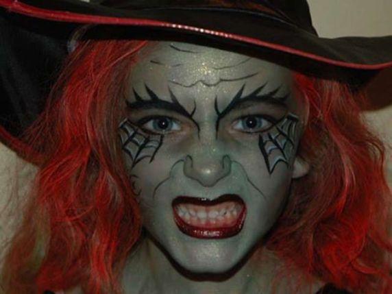 Trucco Halloween Per Bambini Da Strega.Trucco Strega Bambina Per Halloween Idee Foto E Video