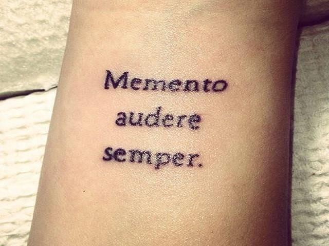 Amato Frasi belle per tatuaggi dedicati ai figli e alla famiglia  EC06
