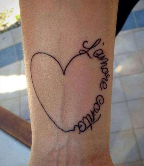 tatuaggio corto
