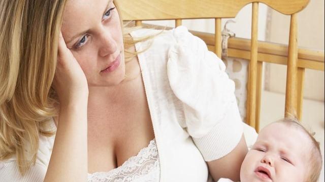 I capelli della gestante svelano il rischio di depressione post-partum